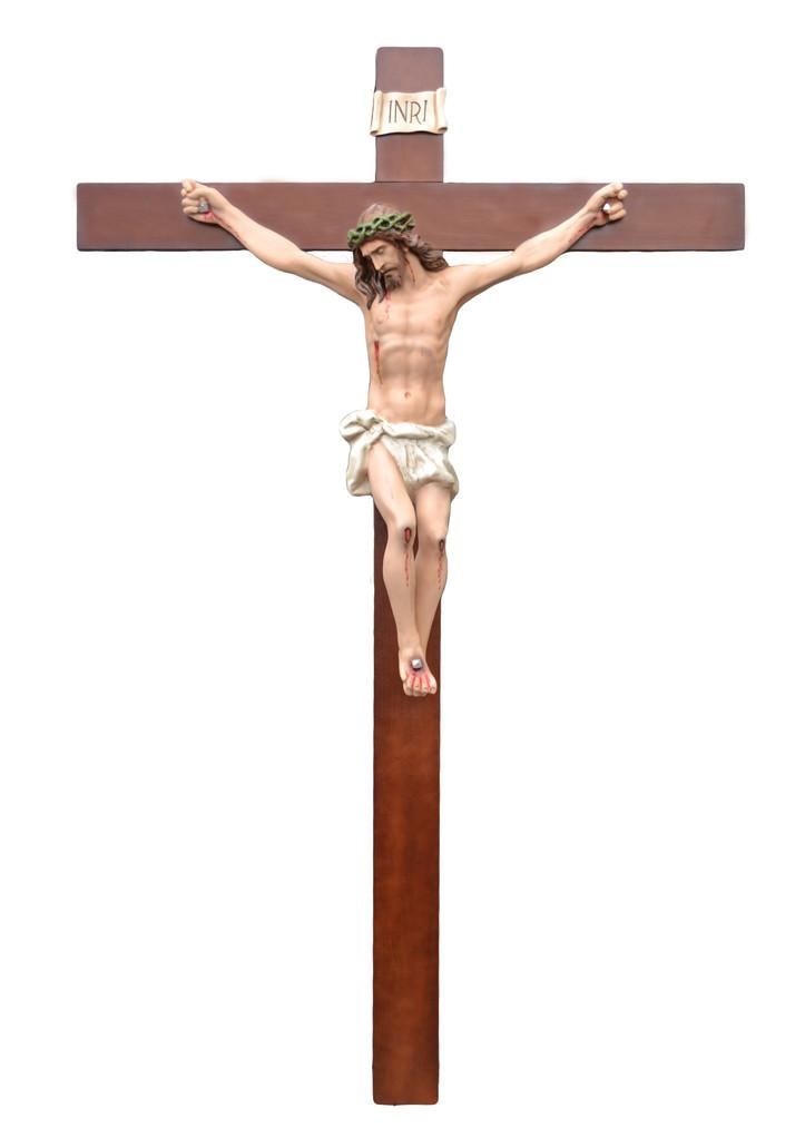 Risultati immagini per cristo in croce