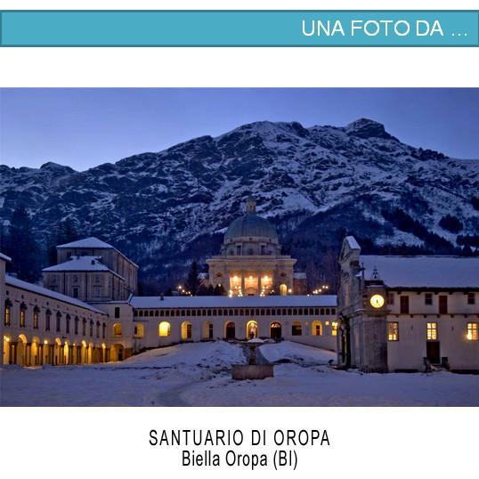 Santuario di Oropa - Biella Oropa (BI)