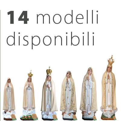 Statua Madonna di Fatima - Catalogo statue