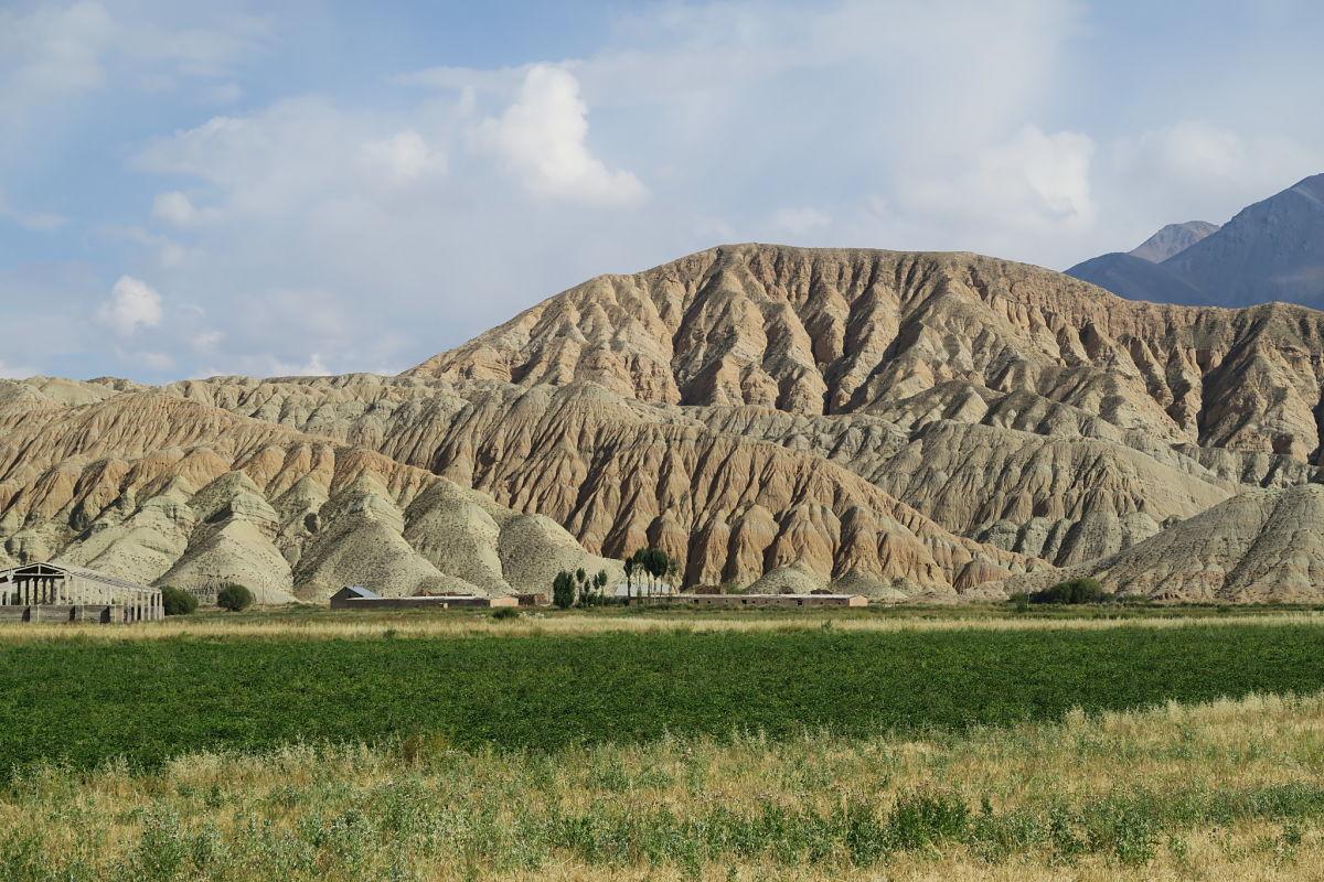Kochgor - Kirghizistan