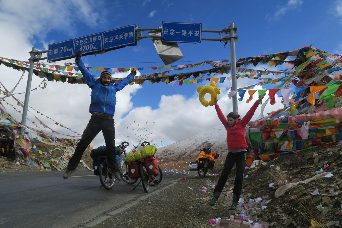 4700 m!!! Sichuan - Chine