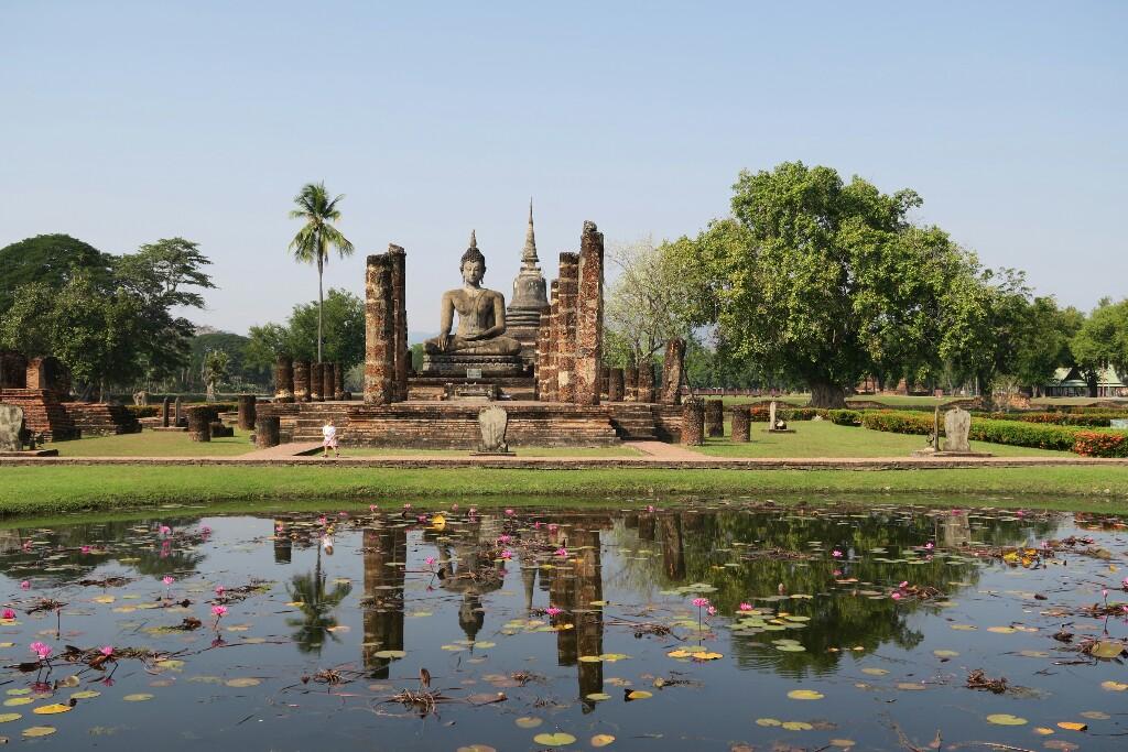 Sukhothai - Thaïlande
