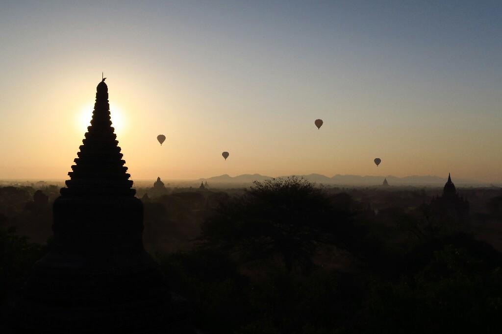 Temples de Bagan - Birmanie