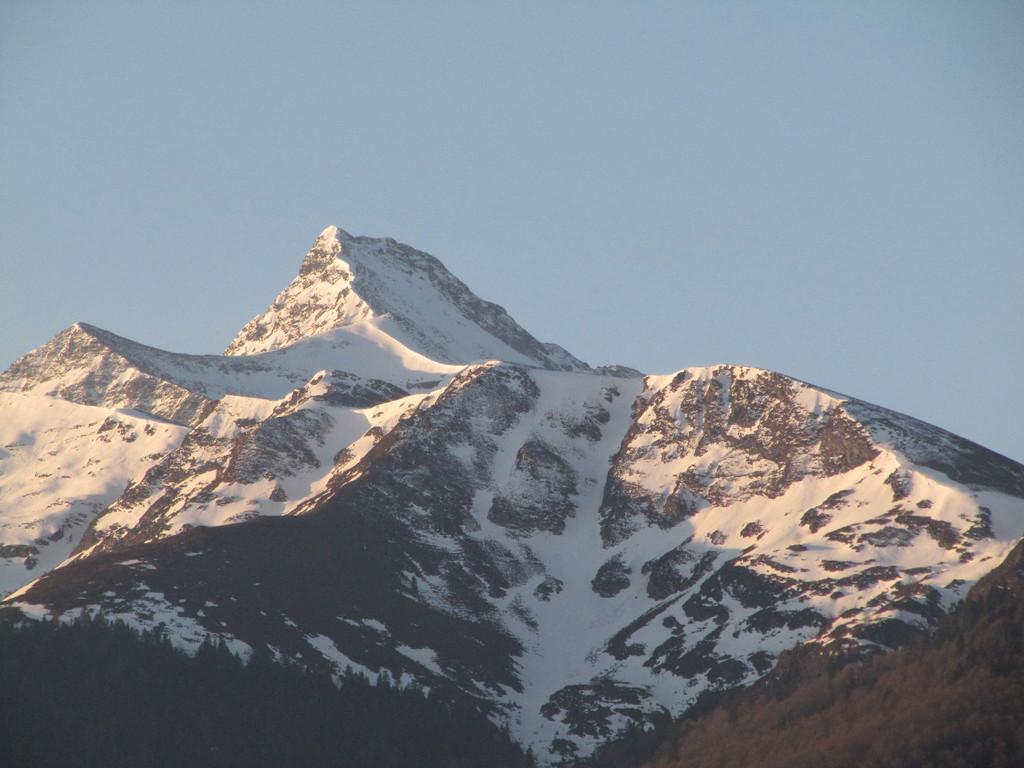 Lever de soleil au Montaigu