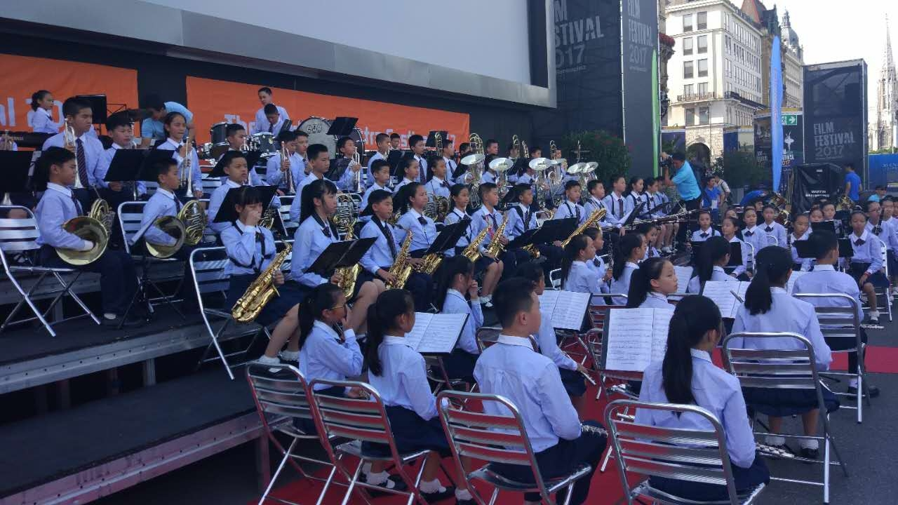 World Orchestra Festival 2017 in Wien, Opening Concert