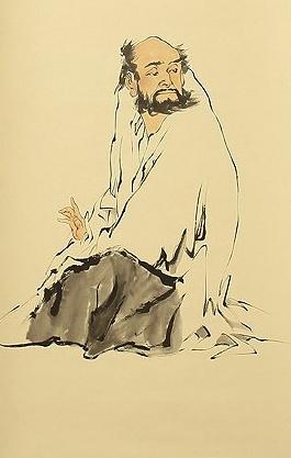 Bodhidharma © Jotenkaku Museum / Japan
