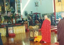 Großmeister Jy Din Shakya (1997)