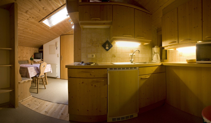 Panorama Küche