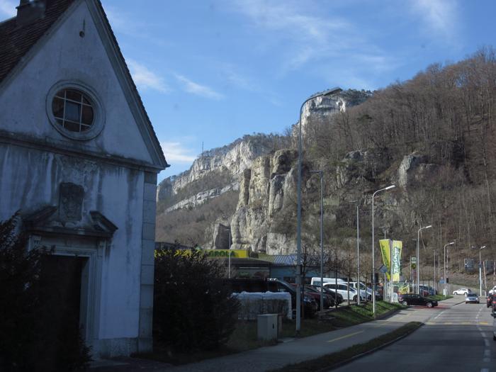 Schweiz Kapelle Berge