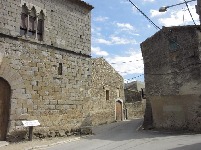 Castelló d'Empúries Mittelalter