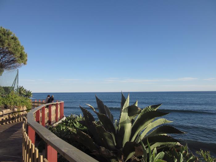 Estepona Strandpromenade