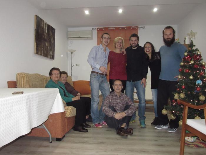 Weihnachten in der Mitte Spaniens