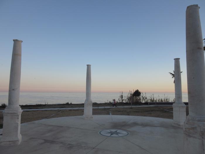Estepona Park Meer