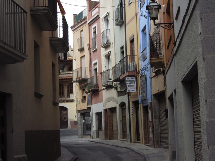 Gassen Spanien
