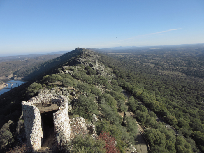 Natur Fluss Extremadura