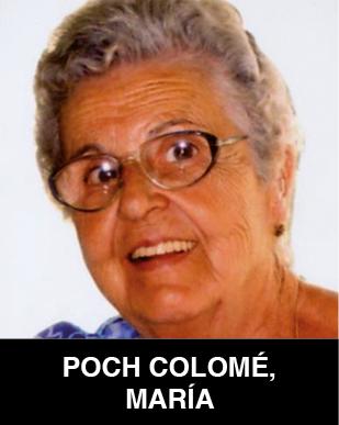 María Poch Colomé