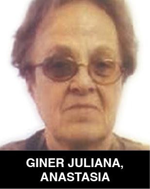 Anastasia Giner Juliana