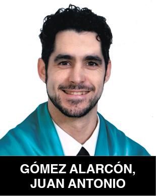 Juan Antonio Gómez Alarcón