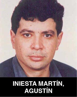 Agustín Iniesta Martín