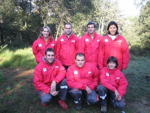 Grupo de Rescate UCRO de Osona.