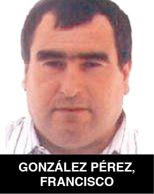 Francisco González Pérez