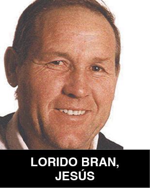 Jesús Lorido Bran