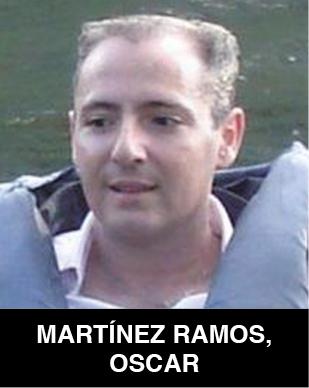 Oscar Martínez Ramos