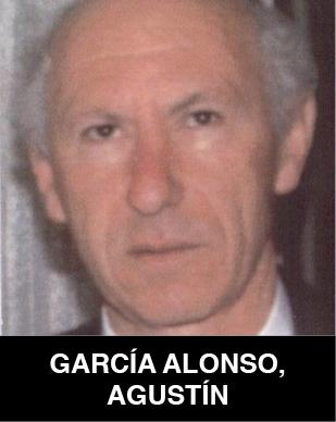 Agustín García Alonso