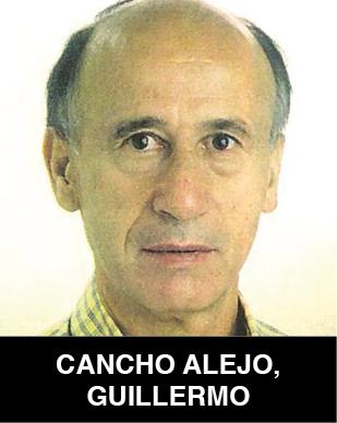 Guillermo Cancho Alejos