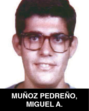 Miguel Angel Muñoz Pedreño
