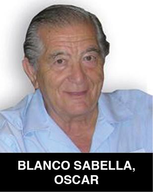 Oscar Blanco Sabella