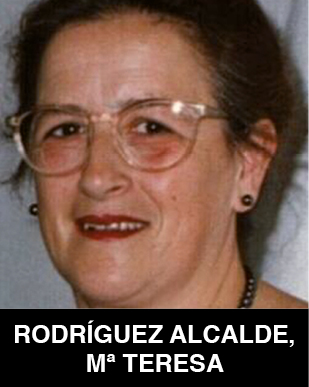 María Teresa Rodríguez Alcalde
