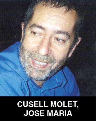 "Jose María Cusell Molet ""Tato"""