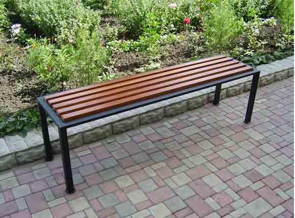 Купить скамейку в Кургане