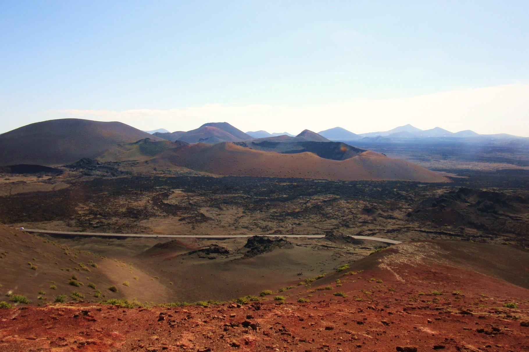 Lanzarote et ses volcans (Canaries )