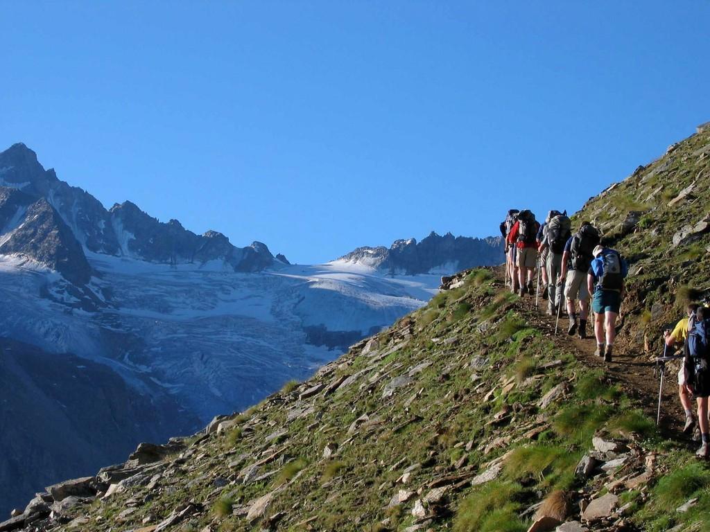 Gran Paradiso ( Val d'Aoste - Italie )