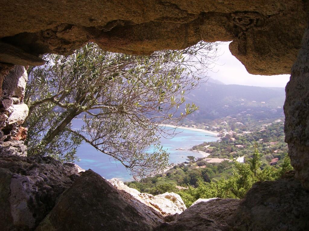 Baie de Campomoro (Golfe de Valinco - Corse du Sud )