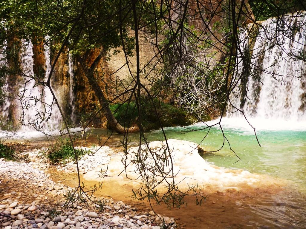 Rio Vero ( Sierra de Guara - Aragon - Espagne )
