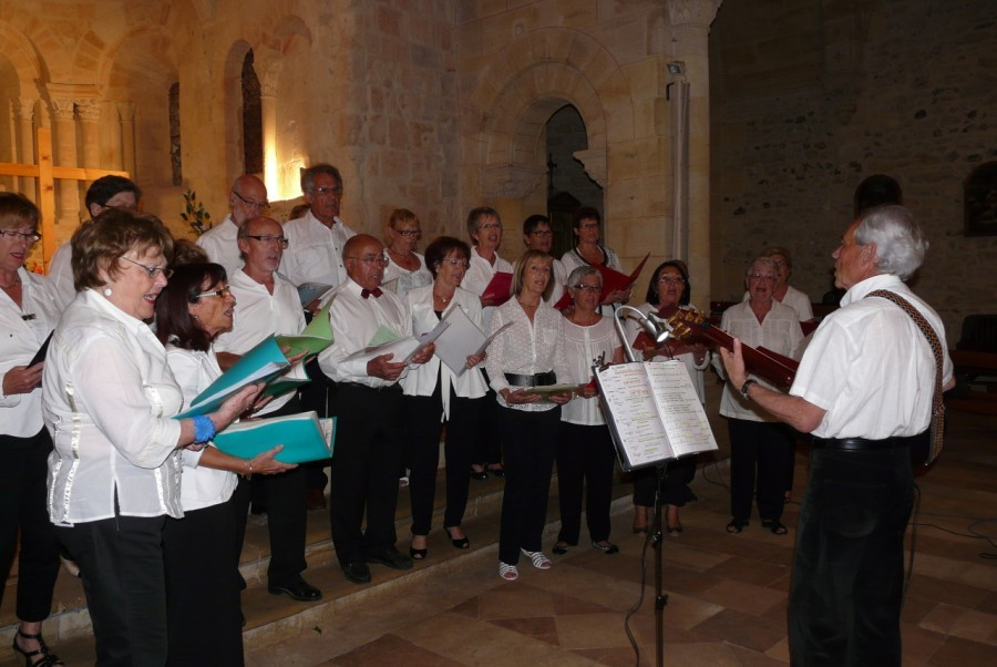 La chorale Lanton-Italia