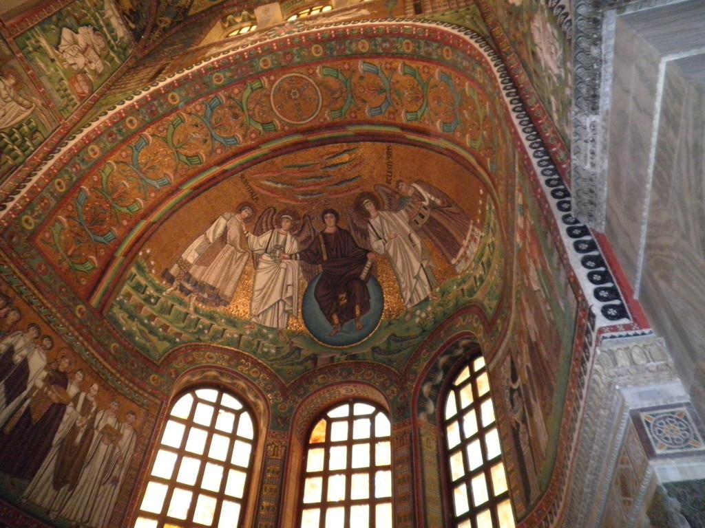 Ravenne: mosaïques