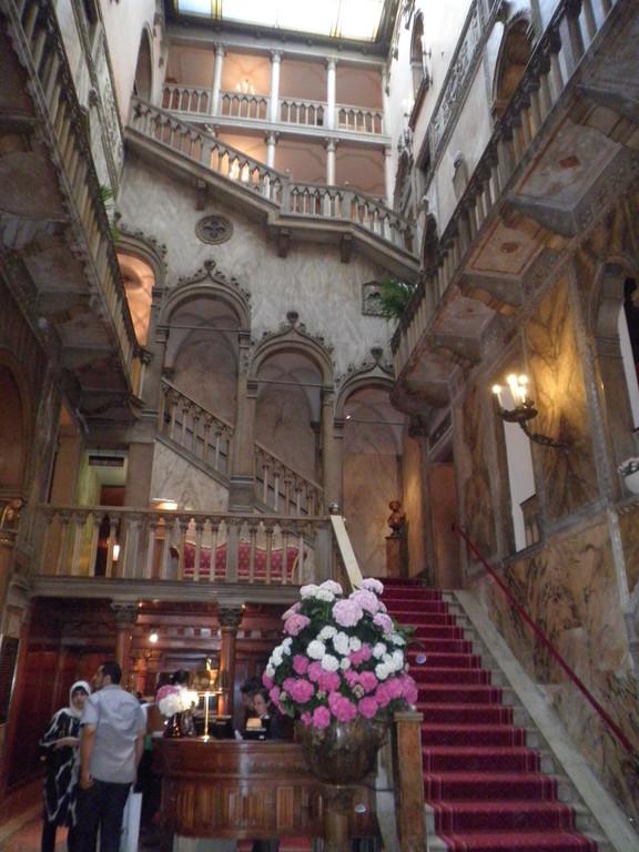 Hôtel Danieli (Georges Sand et Musset s'y retrouvèrent)