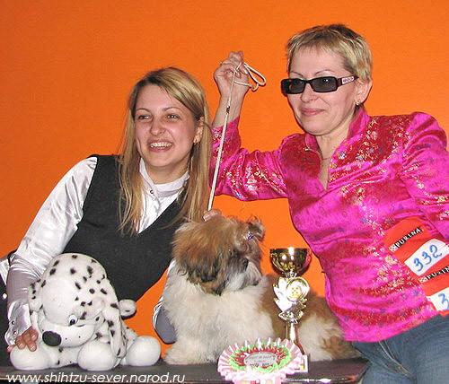 20.04.08 в г. Кола, Региональная в-ка (САС), эксп. Масленникова Н.А. (Москва)