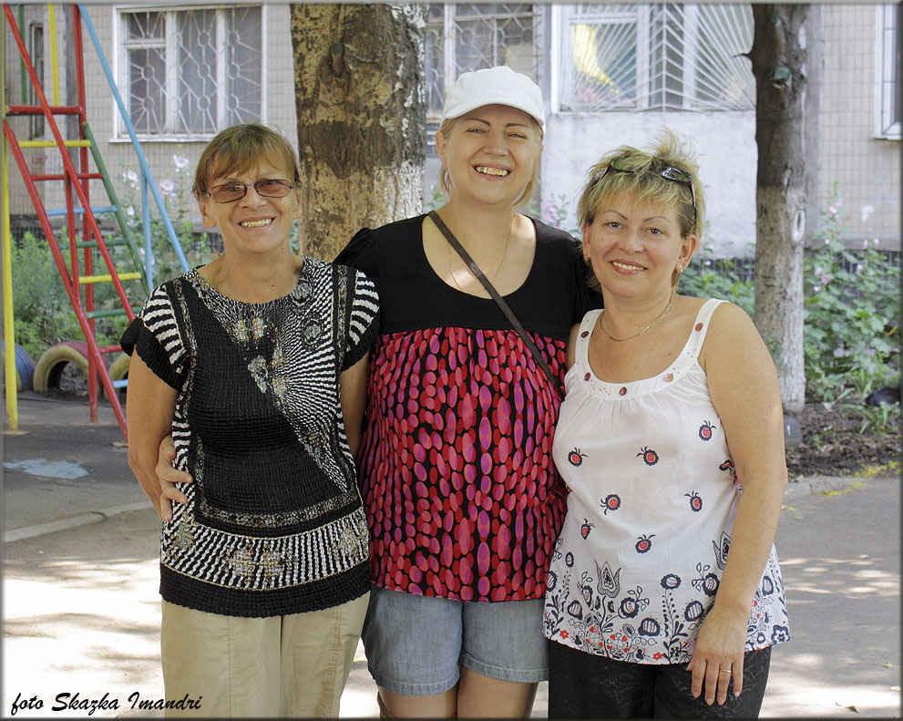 лето 2013 г. Одесса, в гостях у Варвары Мосси (п-к Одесса Джой)