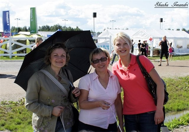 Лето 2011 г. Оулу, Финляндия.