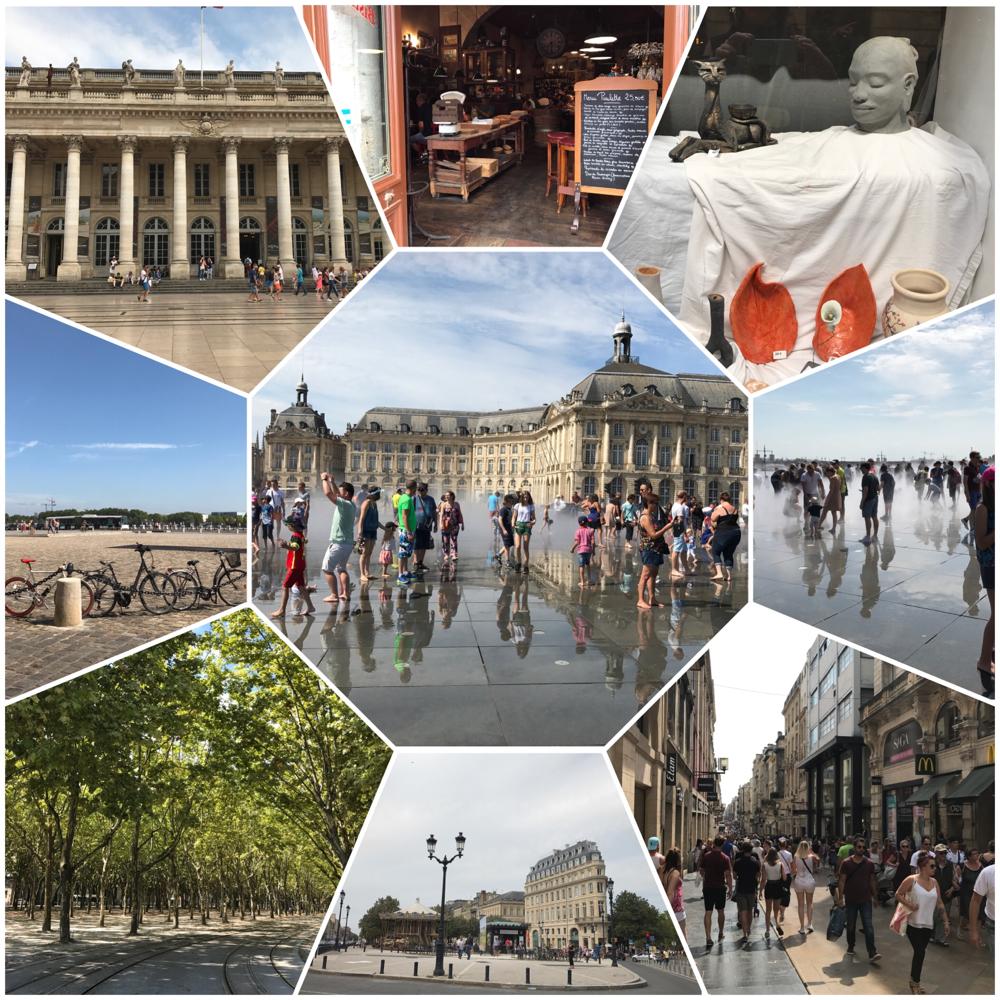 des impressions de Bordeaux 2017