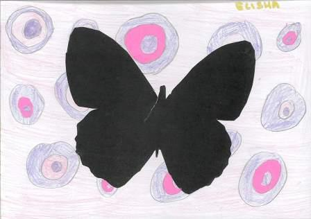 silhouette d'animal par Elisha