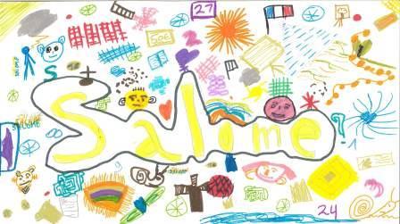Doodle Art par Salomé