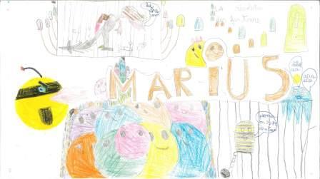 Doodle Art par Marius