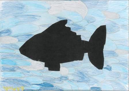 silhouette d'animal par Samuel