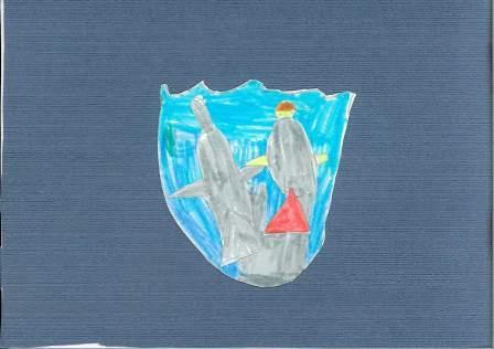 poissons à la manière de Clémence G. par Augustin